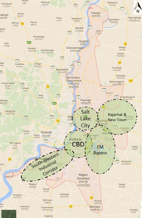 Key Demand Generating Areas